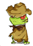 Gun Frog