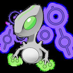 Alien sprite4