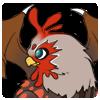 Chicken sprite4 p