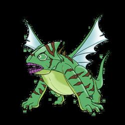 Chameleon sprite4 at