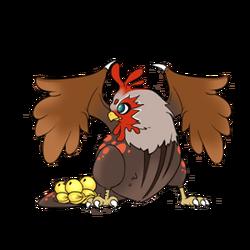 Chicken sprite4