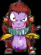 Tatoo monkey