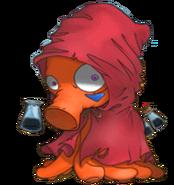 Poisonous Octopus