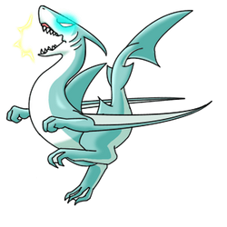 Shark sprite4 at