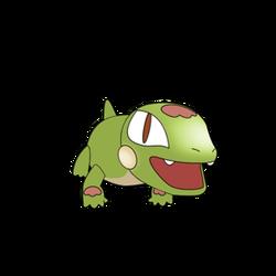 Frog sprite2