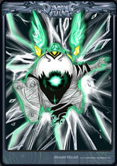 Card ghost dragon2