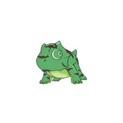 Chameleon sprite2