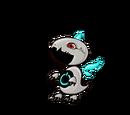 Metal Magnet Dragon