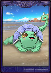 Card snake dragon1