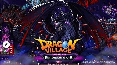 Dragon Village 1 Season 5 Opening Theme