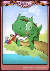 Card chameleon