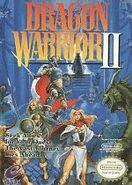 Dragon Warrior II Monsters