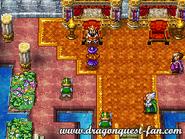 Zamoksva throne room