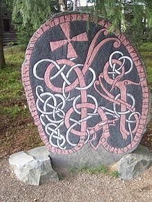 Lindwormrunestone