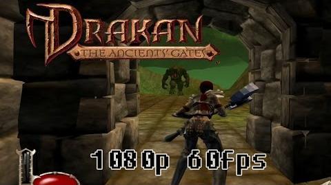 Drakan The Ancients' Gates - PCSX2 【1080p HD 60 FPS 】