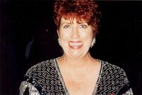 Marcia Wallace at 47th Emmy Awards