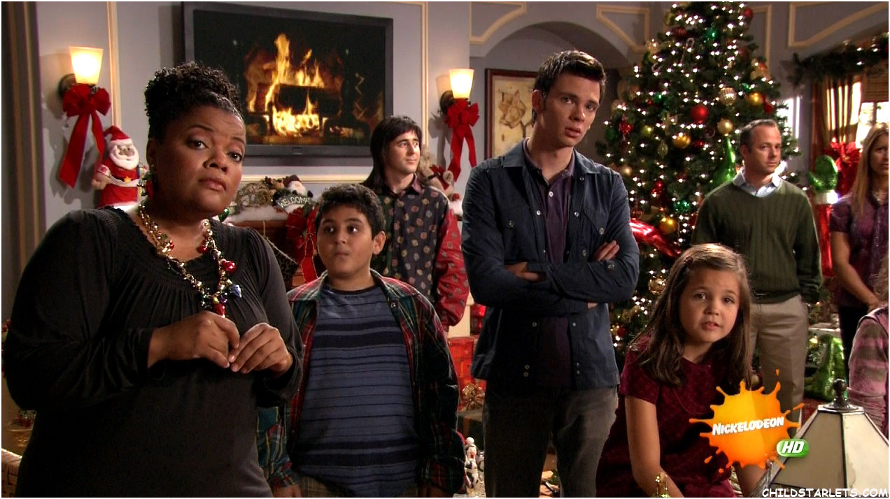 drake and josh christmas 1jpg - Merry Christmas Drake And Josh Movie