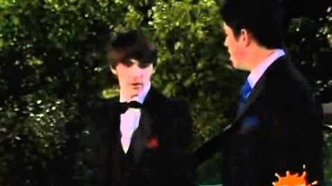 Drake & Josh funny moment from The Wedding