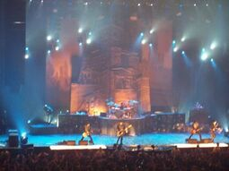 The Black Parade escenario