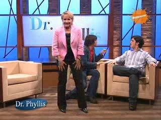 Dr Phyllis Show Drake And Josh Wiki Fandom Powered By Wikia