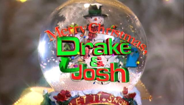 Merry Christmas Drake And Josh Monkey.Merry Christmas Drake Josh Drake And Josh Wiki Fandom