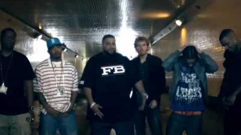 "DJ Khaled ""Fed Up"" ft. Usher, Young Jeezy, Drake and Rick Ross (Director's Cut) New Album 2010"