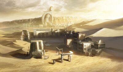 Land of Sands