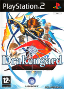 Drakengard - EU box art