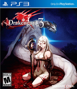 Drakengard 3 - US Standard Box Art2