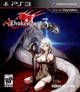 Drakengard 3 - US Standard Box Art
