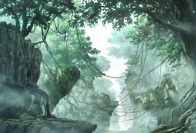 Land of Forest