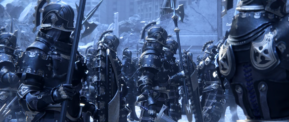 DOD3 Cathedral City Soldiers CGI