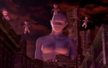 DD1 - Grotesquerie Queen - CGI