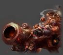 Mecânico de vapor