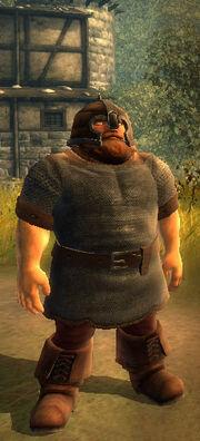 Mercenary-male