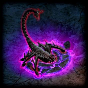 Коварный скорпион (особый)
