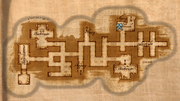 Burggewölbe Zellentrakt