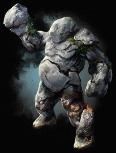 Каменные фантомы