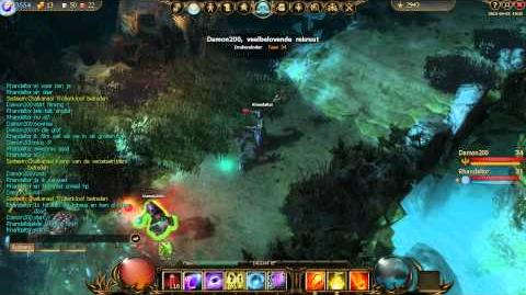 DSO gameplay - Killing Arachna