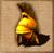 Helm aus Kurkum