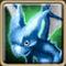 Синий драконёнок