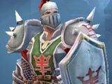 Роскошные дорийские латы: Воин