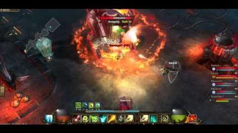 Scave Dso killing Destructor
