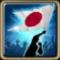 Праздничный флаг Японии
