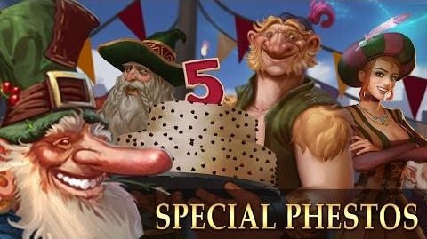 Drakensang Online Phestos' Special Announcement