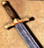 Verziertes Langschwert