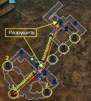 Штурм map