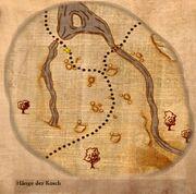 Hänge der Koschberge