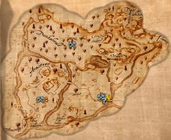 Avestreu Map