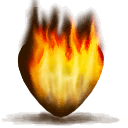 Falle Brandfalle